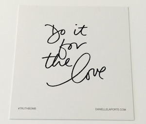 Do-It-For-The-Love